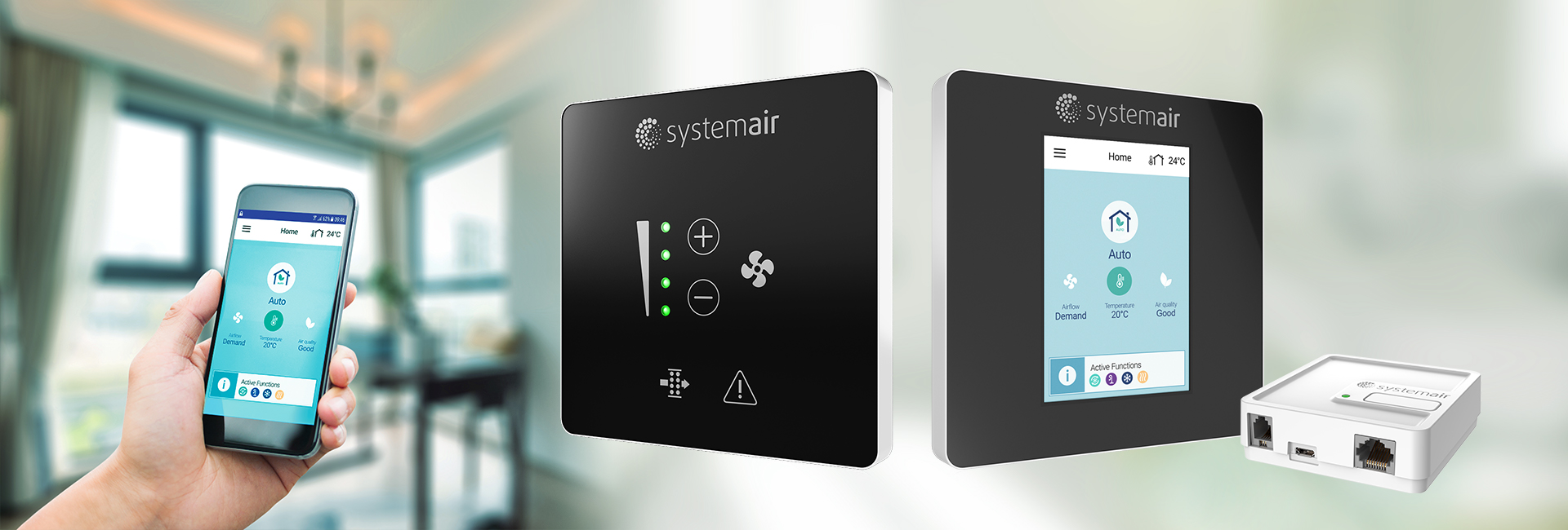 Systemair Global   Systemair